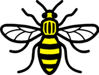 ASM20 Manchester Bee Logo